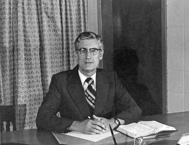 Willard Swalm