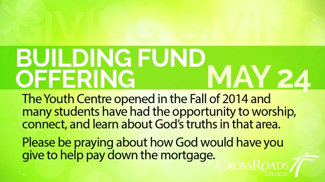 building offering May 2015